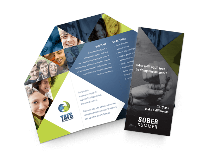 Teen and Family Services Sober Summer Campaign 2016