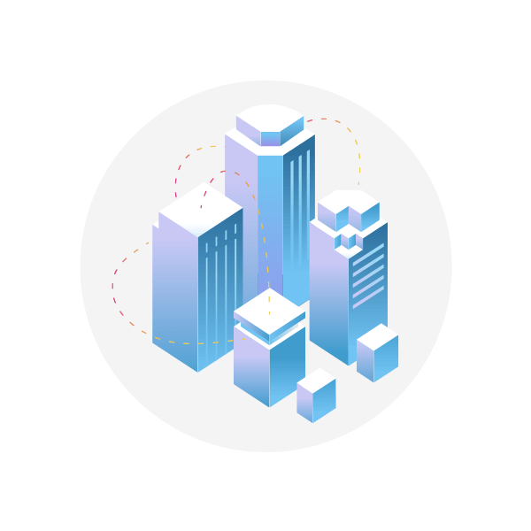 NRG Isometric Icon
